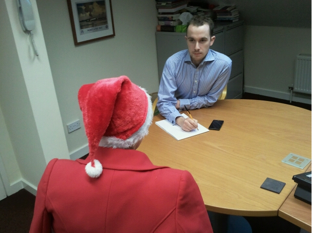 No crisis plan gives Claus for concern
