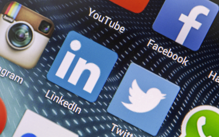 Use social media advertising to boost your brand's visibility online