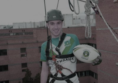 Anthony abseil