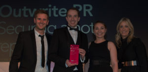 Outwrite wins best integrated PR campaign at the CIPR awards