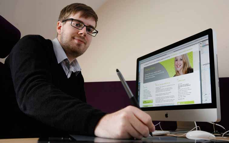 Graduate lands placement with North Wales PR agency