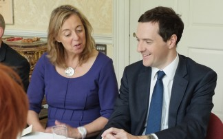 Online marketing and PR service launched during visit to Downing Street