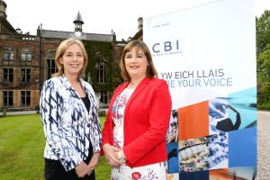 Tracy North, MD of Outwrite PR and chair of CBI North Wales