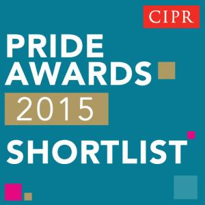 CIPR Pride award