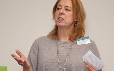 Tracy delivers crisis media training for care professionals