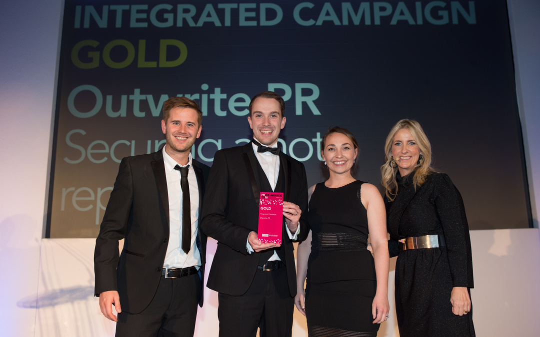 Outwrite PR's campaign is named best in Wales