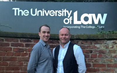 Leading Cheshire and North Wales lawyers and accountants receive integrated PR masterclass