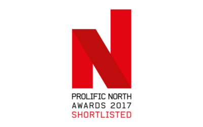 Update: Outwrite at the Prolific North Awards 2017