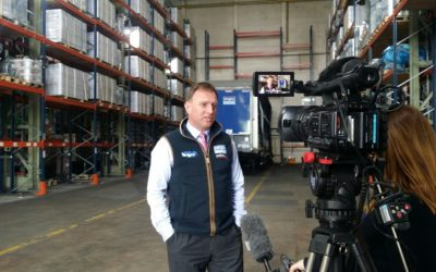 Outwrite PR secures media coverage for Ningbo on ITV News at Ten