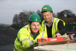 Recruitment campaign for leading civil engineering firm