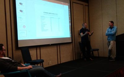 SEO Expert Derek impresses with speech at Canada conference