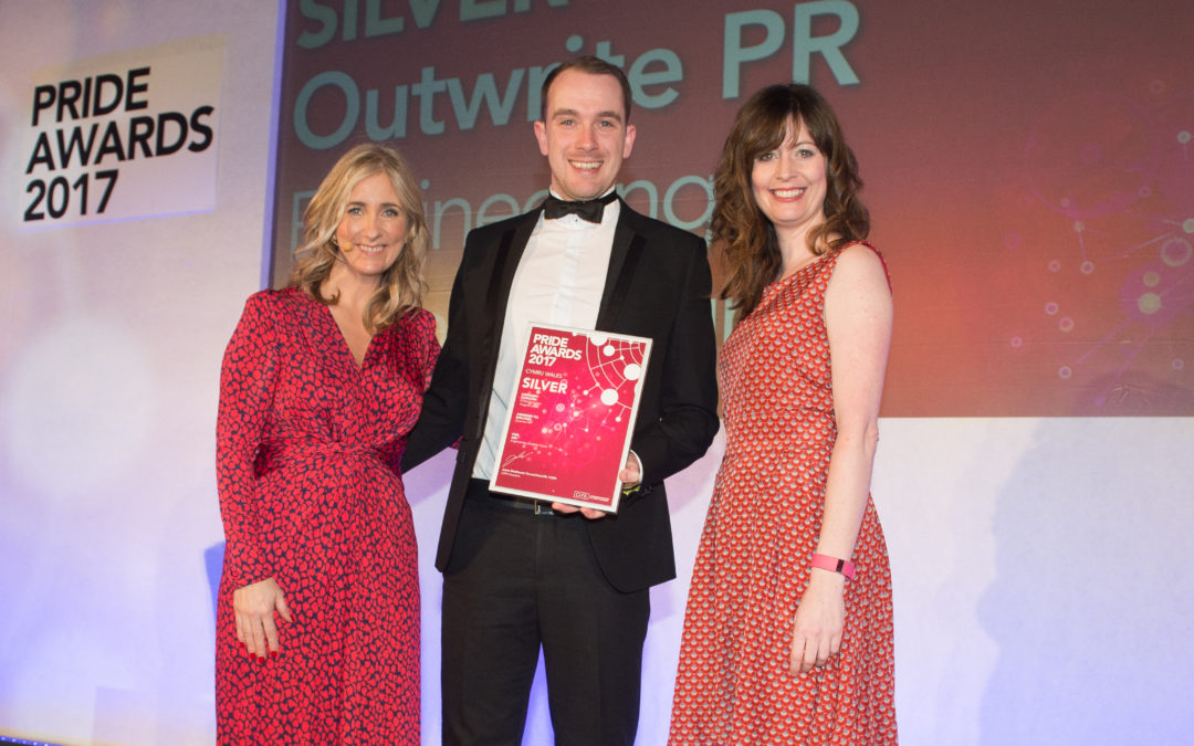 Outwrite PR scoops silver at national industry awards