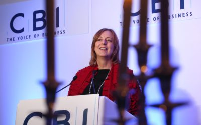 Tracy signs off as CBI North Wales chair