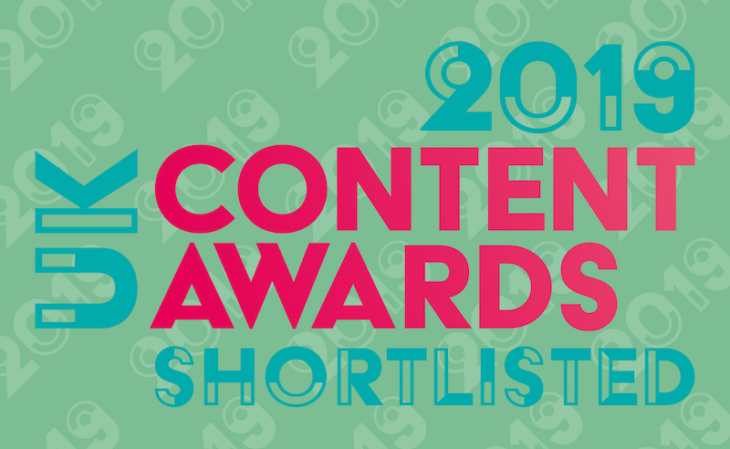 Update: Outwrite at the UK Content Awards