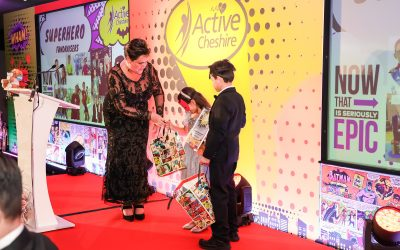 The adventures of everyday superheroes recognised at awards evening