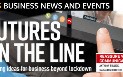Digital reputation management agency comments in leading B2B magazine