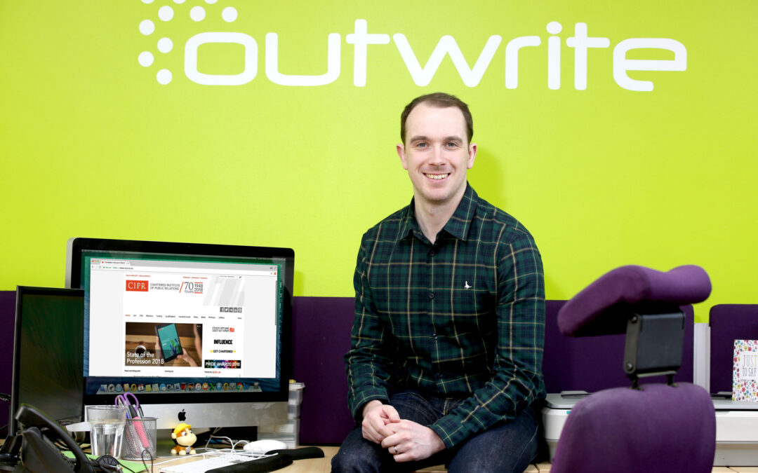 Digital PR agency recruiting after client wins