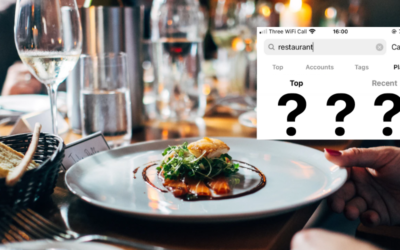 The power of Instagram search: How does your business appear on Instagram?